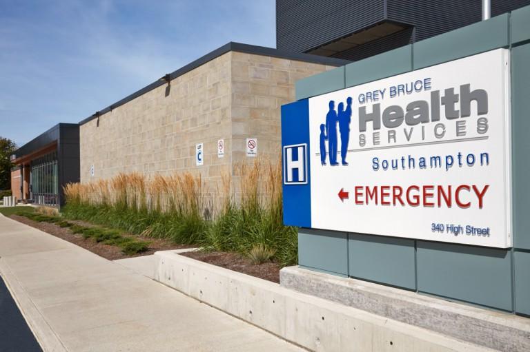 Southampton Hospital - Emergency Department Redevelopment