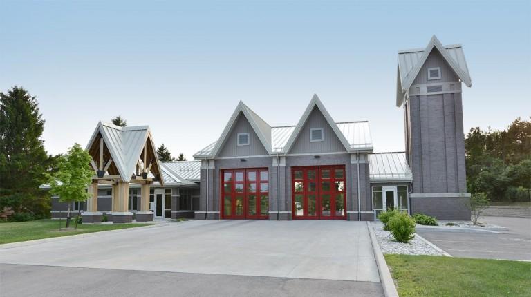 Vaughan Fire Station 7-10